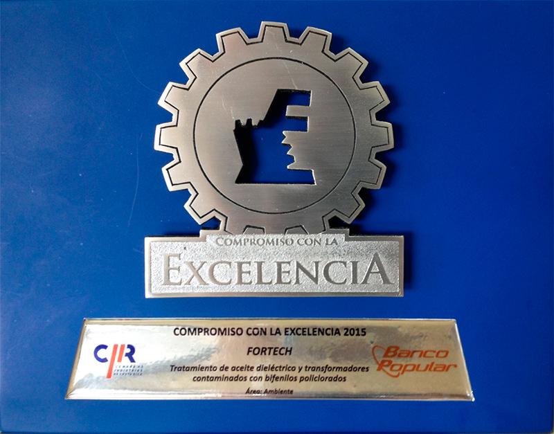 Premio Excelencia 2015