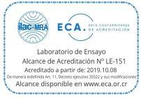 Marca combinada ILAC ECA LE-151 Color